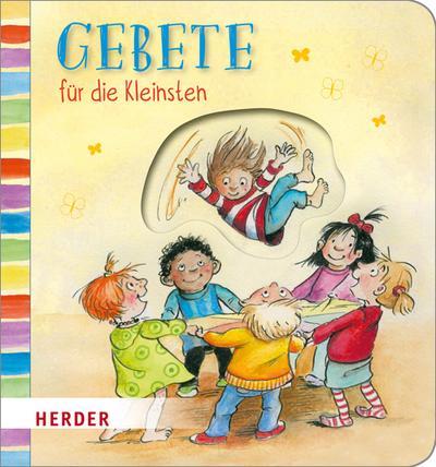 Gebete für die Kleinsten; Ill. v. Ginsbach, Julia; Deutsch; Durchgehend vierfarbig illustriert