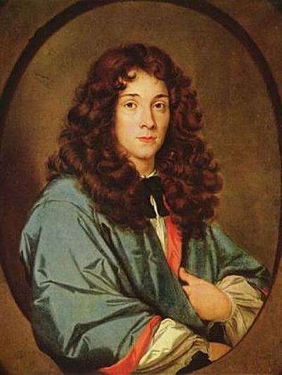 Französischer Meister um 1650 - Porträt eines jungen Mannes - 1.000 Teile (Puzzle)