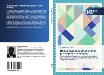 Regularization methods for ill-posed poisson imaging