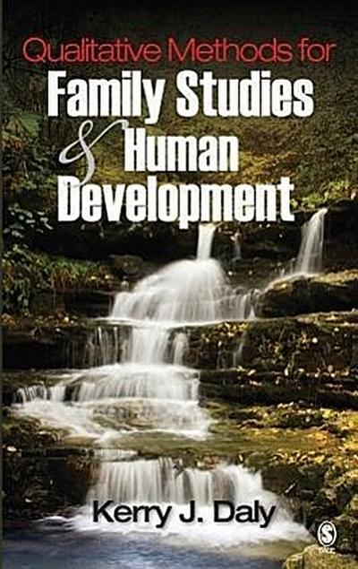 Qualitative Methods for Family Studies & Human Development