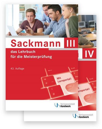 Sackmann - das Lehrbuch für die Meisterprüfung