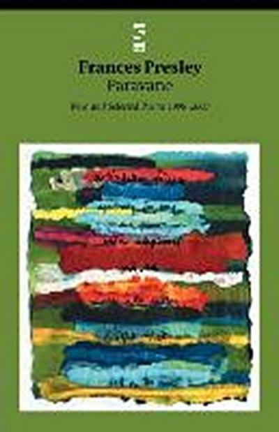 Paravane: New and Selected Poems 1996-2003