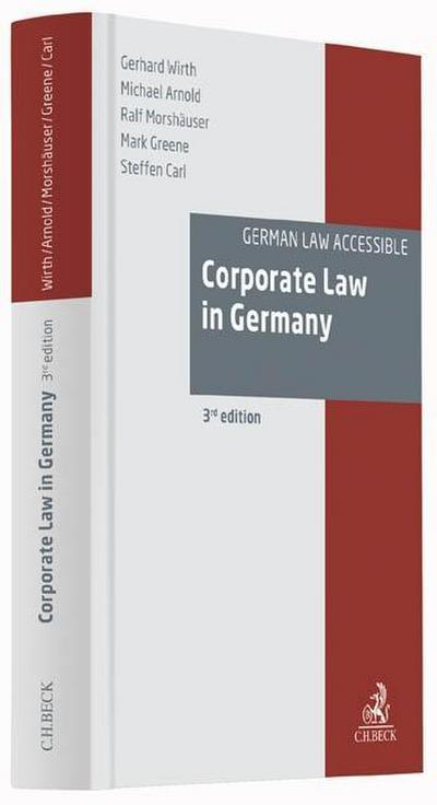 Corporate Law in Germany