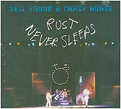Rust Never Sleeps, 1 Schallplatte