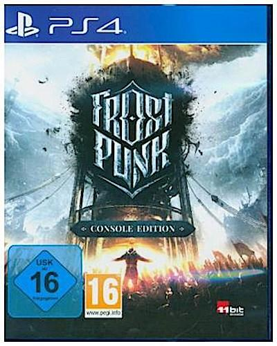 Frostpunk, 1 PS4-Blu-ray Disc (Console Edition)