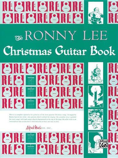 The Ronny Lee Christmas Guitar Book