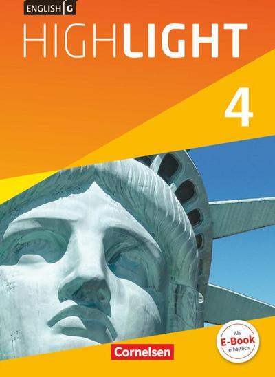 English G Highlight 04: 8. Schuljahr. Schülerbuch Hauptschule