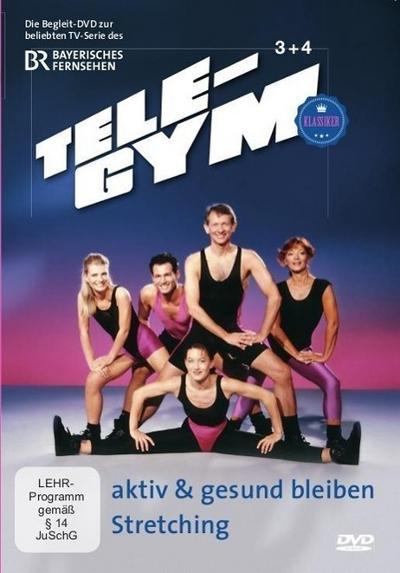 Tele-Gym 03 & 04. Aktiv und gesund bleiben / Stretching. DVD-Video