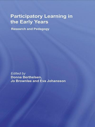 Participatory Learning in the Early Years