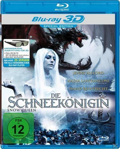 Die Schneekönigin Uncut Edition