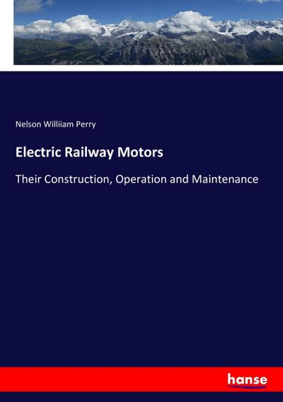 Electric Railway Motors