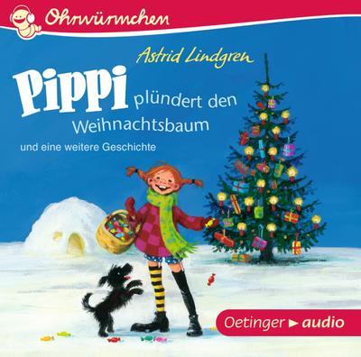 Ohrwürmchen Pippi Plündert Den Weihnachtsbaum Und