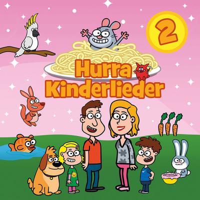 Hurra Kinderlieder 2