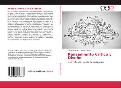 Pensamiento Crítico y Diseño
