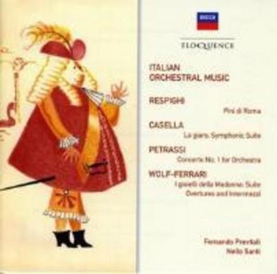 Italienische Orchesterwerke