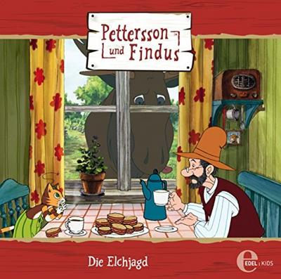 Pettersson und Findus 04. Die Elchjagd