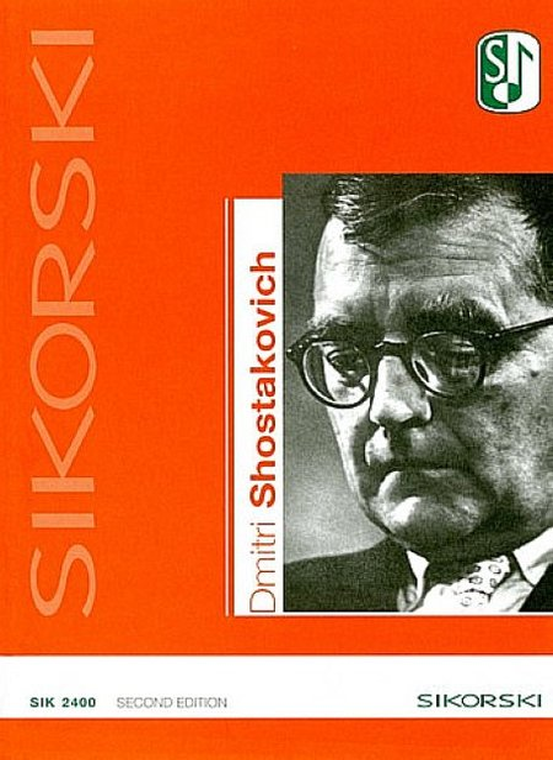 Dmitri Shostakovich - Werkverzeichnis Mark Heyer
