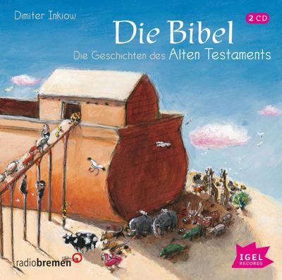 Die Bibel. 2 CDs