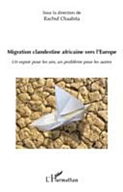 Migration clandestine africaine vers Eur