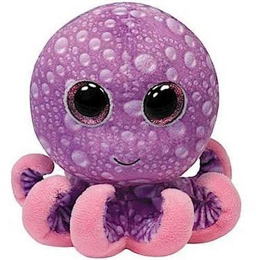 Legs Buddy-Octopus pink, Large 24cm