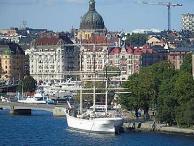 Stockholm - 100 Teile (Puzzle)