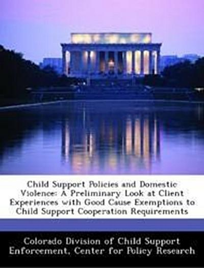 Colorado Division of Child Support Enforcement: Child Suppor