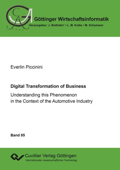 Digital Transformation of Business