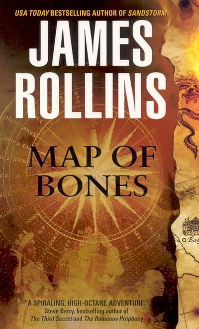 Map of Bones: A Sigma Force Novel (Sigma Force Novels, Band 1)