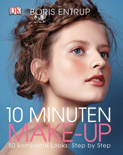 10 Minuten Make-up; 50 komplette Looks: Step by Step   ; Deutsch; ca. 144 S., Über 500 Farbfotos -