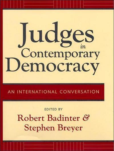 Judges in Contemporary Democracy
