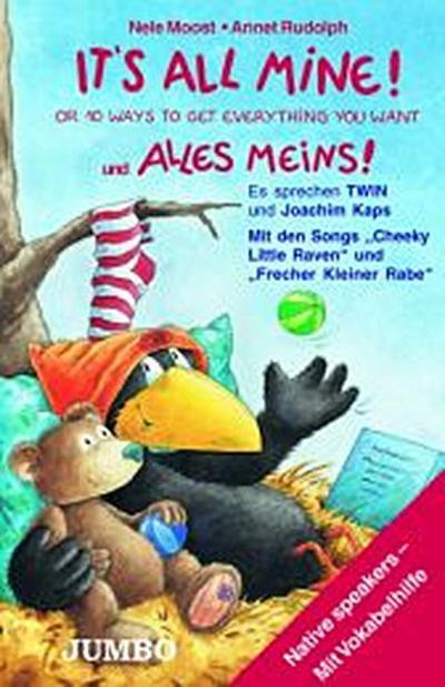 Alles Meins!, 1 Cassette, engl. Version&It'a all mine, 1 Cassette