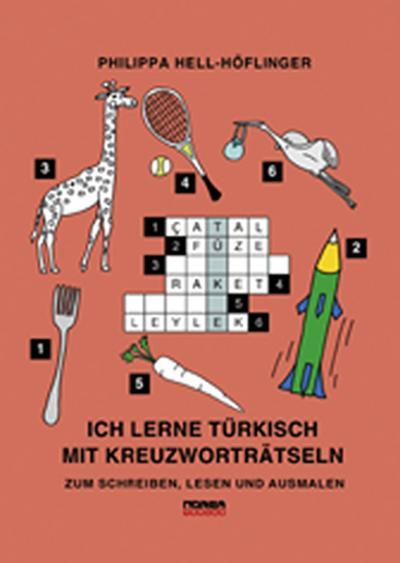 Ich lerne Türkisch mit Kreuzworträtseln