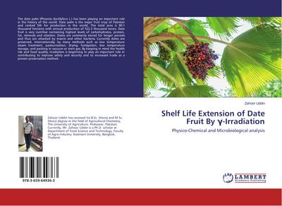 Shelf Life Extension of Date Fruit By ¿-Irradiation