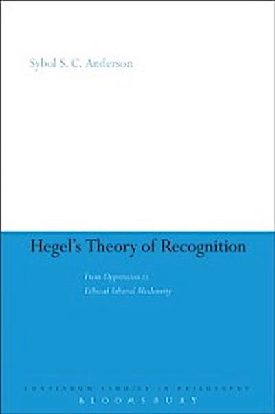 Hegel's Theory of Recognition