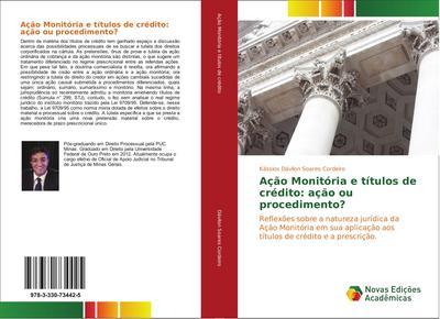 Ação Monitória e títulos de crédito: ação ou procedimento?