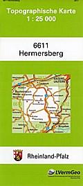 Hermersberg 1 : 25 000