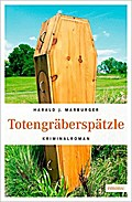 Totengräberspätzle; Kriminalroman; Deutsch