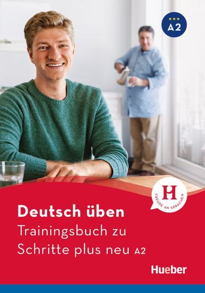 Trainingsbuch zu Schritte plus neu A2