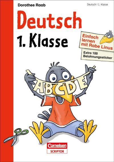 Einfach lernen mit Rabe Linus Deutsch 1. Klasse