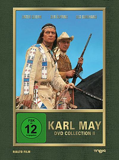 Karl May DVD Collector's Box 2