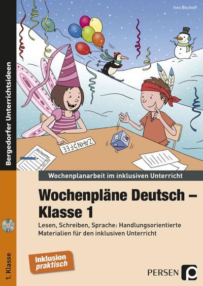 Wochenpläne Deutsch - Klasse 1