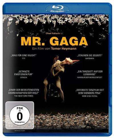 Mr. Gaga