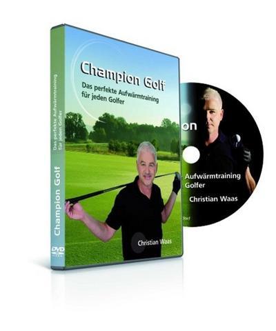 Champion Golf. Das perfekte Aufwärmtraining für jeden Golfer