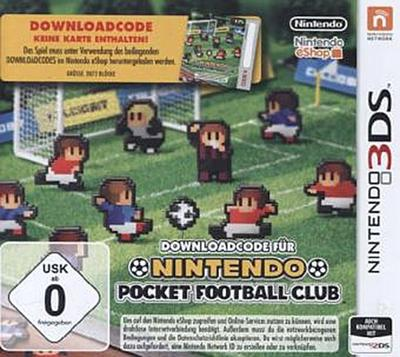 Nintendo Pocket Football Club - Nintendo Of Europe Gmbh - Videospiel, Deutsch, , ,