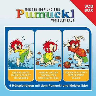 Pumuckl - 3-CD Hörspielbox Vol. 2