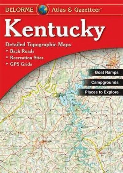 Kentucky - Delorme 2nd