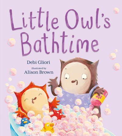Little Owl's Bathtime
