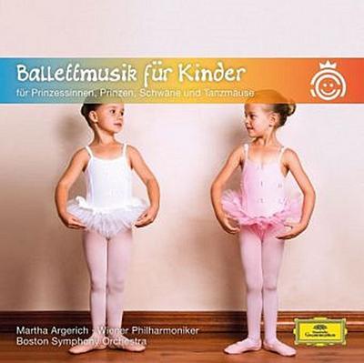 Ballettmusik für Kinder, 1 Audio-CD