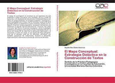 El Mapa Conceptual: Estrategia Didáctica en la Construcción de Textos