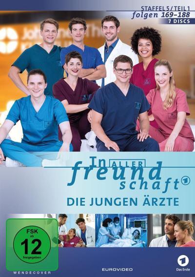 In aller Freundschaft - Die jungen Ärzte - Staffel 5.1